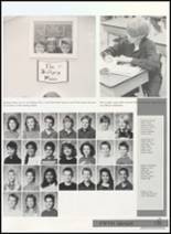 1991 Clyde High School Yearbook Page 138 & 139