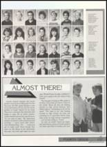 1991 Clyde High School Yearbook Page 140 & 141