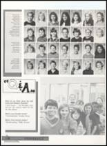 1991 Clyde High School Yearbook Page 142 & 143