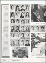 1991 Clyde High School Yearbook Page 146 & 147
