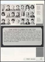 1991 Clyde High School Yearbook Page 152 & 153