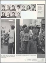 1991 Clyde High School Yearbook Page 156 & 157