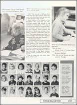 1991 Clyde High School Yearbook Page 160 & 161