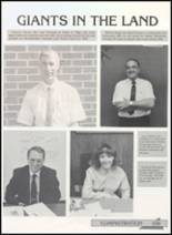 1991 Clyde High School Yearbook Page 162 & 163