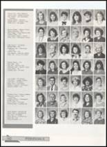 1991 Clyde High School Yearbook Page 166 & 167