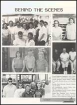 1991 Clyde High School Yearbook Page 168 & 169