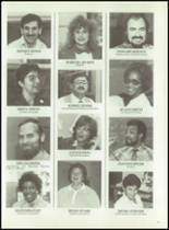 1985 William H. Maxwell Vocational High School Yearbook Page 24 & 25