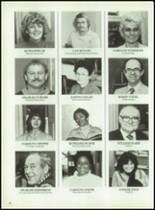 1985 William H. Maxwell Vocational High School Yearbook Page 26 & 27