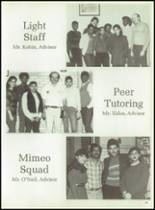 1985 William H. Maxwell Vocational High School Yearbook Page 32 & 33