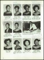 1985 William H. Maxwell Vocational High School Yearbook Page 72 & 73