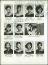 1985 William H. Maxwell Vocational High School Yearbook Page 74 & 75
