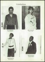 1985 William H. Maxwell Vocational High School Yearbook Page 84 & 85