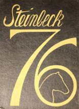 1976 Yearbook Steinbeck Junior High School