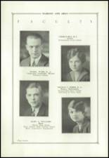 1927 State College Area High School Yearbook Page 16 & 17