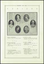 1927 State College Area High School Yearbook Page 18 & 19