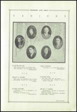 1927 State College Area High School Yearbook Page 22 & 23