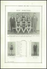 1927 State College Area High School Yearbook Page 52 & 53