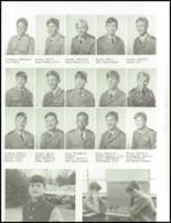 1975 Fork Union Military Academy Yearbook Page 172 & 173
