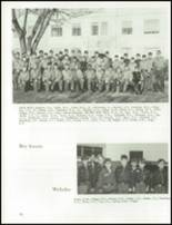 1975 Fork Union Military Academy Yearbook Page 196 & 197