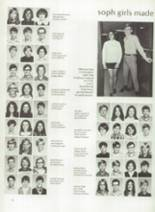 1970 Palatine High School Yearbook Page 86 & 87