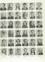 1970 Palatine High School Yearbook Page 98 & 99