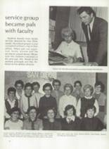 1970 Palatine High School Yearbook Page 118 & 119