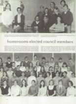 1970 Palatine High School Yearbook Page 130 & 131