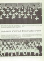 1970 Palatine High School Yearbook Page 132 & 133