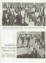 1970 Palatine High School Yearbook Page 136 & 137