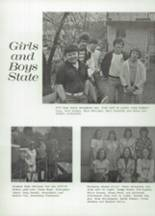 1975 Moscow High School Yearbook Page 16 & 17