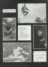 1975 Moscow High School Yearbook Page 22 & 23