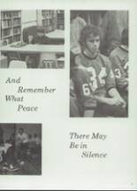 1975 Moscow High School Yearbook Page 24 & 25