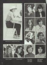 1975 Moscow High School Yearbook Page 36 & 37