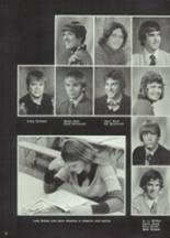 1975 Moscow High School Yearbook Page 38 & 39