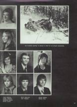 1975 Moscow High School Yearbook Page 40 & 41
