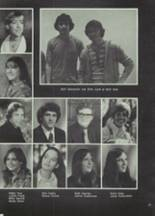 1975 Moscow High School Yearbook Page 42 & 43