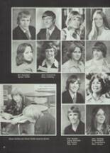 1975 Moscow High School Yearbook Page 44 & 45