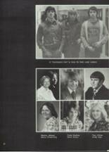 1975 Moscow High School Yearbook Page 46 & 47