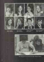 1975 Moscow High School Yearbook Page 48 & 49