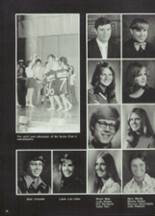 1975 Moscow High School Yearbook Page 50 & 51