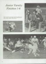 1975 Moscow High School Yearbook Page 64 & 65