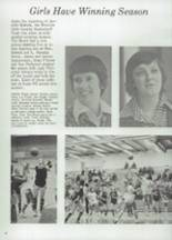 1975 Moscow High School Yearbook Page 70 & 71