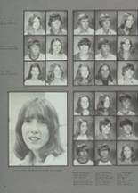 1975 Moscow High School Yearbook Page 76 & 77