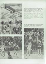 1975 Moscow High School Yearbook Page 86 & 87