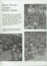1975 Moscow High School Yearbook Page 90 & 91