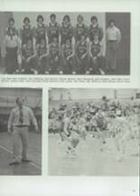 1975 Moscow High School Yearbook Page 92 & 93