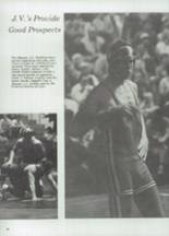 1975 Moscow High School Yearbook Page 100 & 101