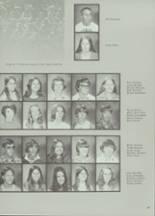 1975 Moscow High School Yearbook Page 108 & 109