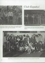 1975 Moscow High School Yearbook Page 120 & 121