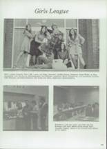 1975 Moscow High School Yearbook Page 124 & 125